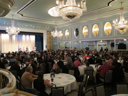 Food For Thought And Words Of Encouragement Inspiration To Gird The Dance Community Were On Menu During USAs Annual Forum